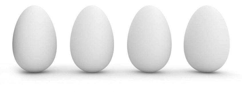 stereotype eggs